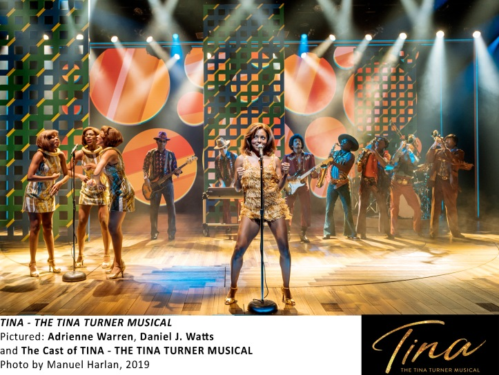 [TTM SetUp-231] The cast of TINA THE TINA TURNER MUSICAL, Photo by Manuel Harlan, 2019
