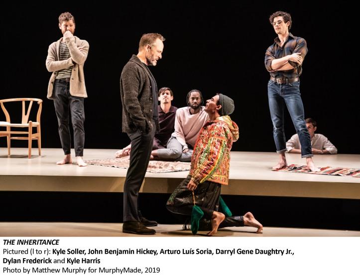 [3667] The Cast of THE INHERITANCE, Photo by Matthew Murphy for MurphyMade, 2019