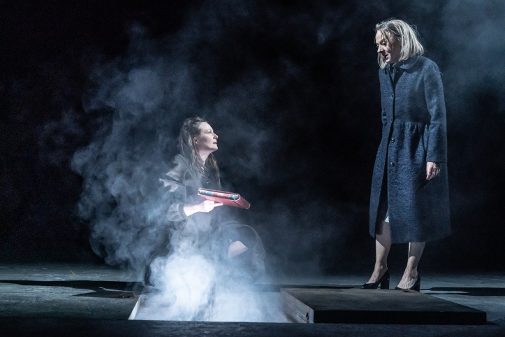 Catherine McCormack, Niamh Cusack in My Brilliant Friend Part 2. Image Marc Brenner