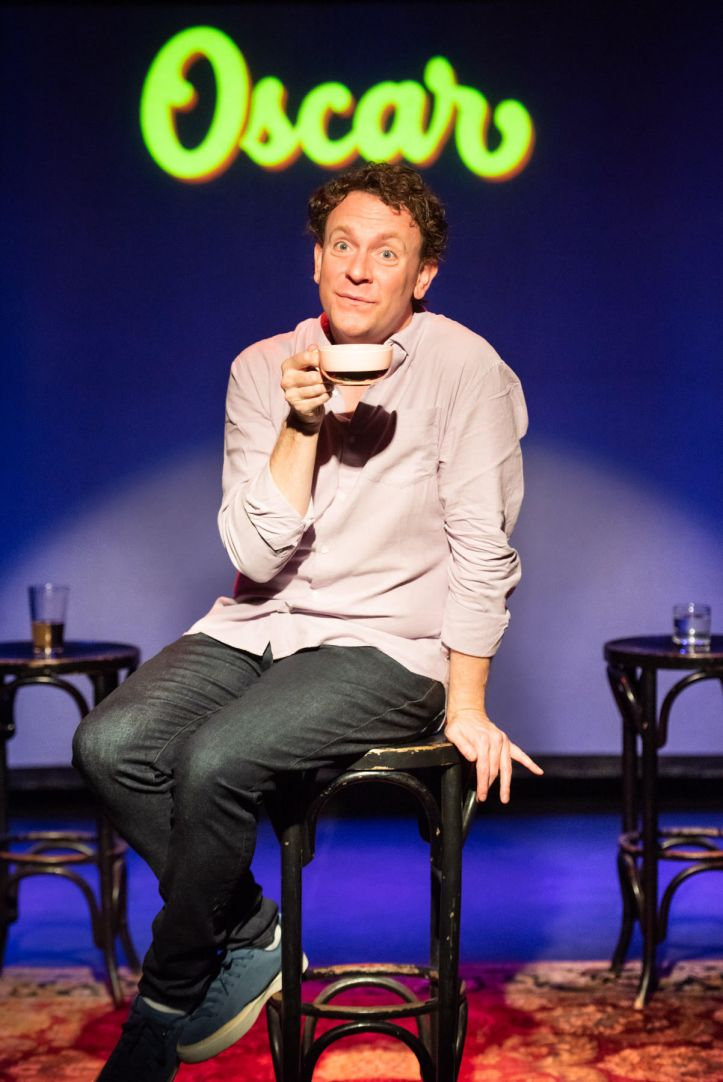 Drew Droege in Happy Birthday Doug - Photo by Russ Rowland - 103