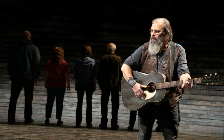 Written by Jessica Blank & Erik Jensen Original Music by Steve Earle Directed by Jessica Blank