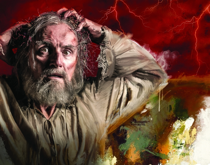 2014 Publicity Images - KING LEAR