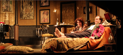 Toby Stephens Anna Chancellor Private Lives