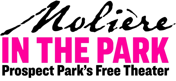 Moliere in the Park center logo