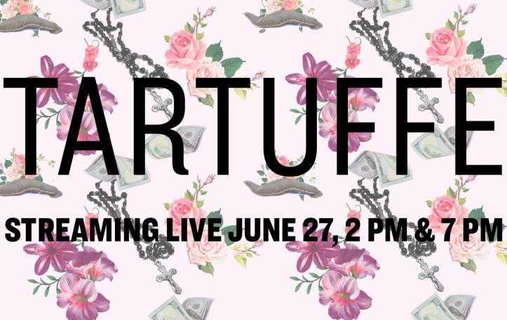Tartuffe Online poster no logo